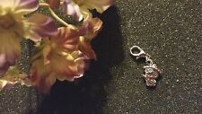Hawaiian Hello Kitty Dangle Charm for Living Lockets or Bracelets - US Seller