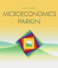 MyEconLab: Microeconomics by Parkin (2007, Paperback / Paperback)