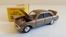 Dinky Toys - 01 1452 - Peugeot 504 (Spain) en boîte d'origine N Mib