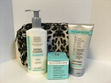 Pharmagel Hydracleanse, DN-24 Hydracreme & Enzyme Facial Scrub Trio