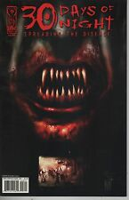 30 Days Of Night Spreading The Disease #3 cover B comic book movie