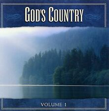 Various Artists Gods Country, Vol. 1 - SOUTHERN GOSPEL - Hymns and Classics