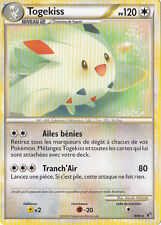 Togekiss - HS : Indomptable - 9/90 -Carte Pokemon Neuve France