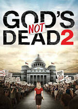 GOD'S NOT DEAD 2 (DVD, 2016)