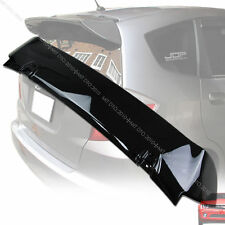 Painted For HONDA FIT US JAZZ 2nd Rear Trunk Spoiler Wing 09-12 §