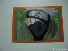 Autocollant Stickers Naruto True Spirit of the Ninja N°KH.7 / Panini 2002