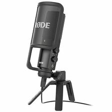 Rode NT USB Condenser Microphone (black)