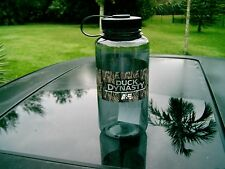 Duck Dynasty A&E 32 Oz.  -  1000 ml  Water Bottle NEW with cap and directions
