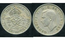 Great Britain - Royaume Uni two shilling 1948 ( etat )