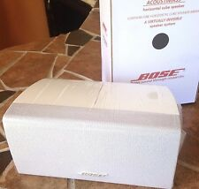 Bose Horizontal Speaker (Center) Double Cube (DoubleShot) Acoustimass/Lifestyle