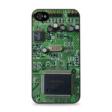 Circuit Board Design Green for The  Apple iPhone Case  4 / 4S - New