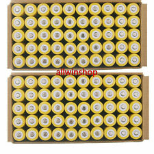 LOT100 18650 3.7V 5000mAh Li-ion Rechargeable Li-ion Battery for Led Flashlight