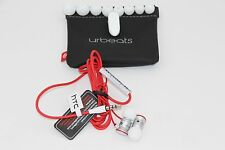 Beats HTC One - Authentic Beats By Dr. Dre - URBEATS In-Ear Headphones - WHITE