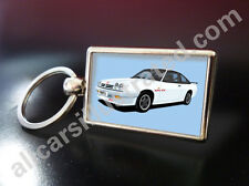 OPEL MANTA GTE EXCLUSIVE KEY RING. CHOOSE YOUR CAR COLOUR.