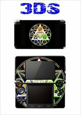 SKIN DECAL STICKER DECO FOR NINTENDO 3DS REF 173 ZELDA