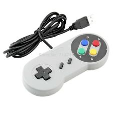 usb snes controller gamepad retro joystick for pc emulator