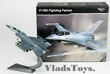 Air Force 1 1:72 F-16D Falcon USAF  56th FW 62nd FS Spikes Luke AFB AF1-0007A