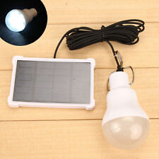 150Lms Portable Solar Power LED Bulb Lamp Outdoor Camp Tent Fishing Lighting Hot