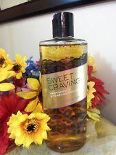 NWT Victoria's Secret SWEET CRAVING Shower Gel 10.1 fl. oz. Retired & Rare!