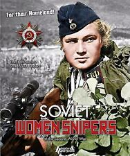 Soviet Women Snipers: of the Second World War, , Obraztsov, Youri, Very Good, 20