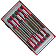 TENG TOOLS NEEDLE FILE TOOL 12 PIECE SET WITH STORAGE CASE