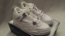"Nike Air Jordan 4 Retro ""Pure Money"" - 136030 111 - Size US 9"