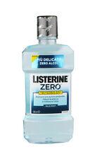Listerine Zero Collutorio delicato senza alcol 500 ml