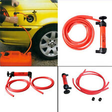 Car Multi Use Water Oil Fuel Pump Transfer Liquid Pipe Siphon Tool Pump Kit SY