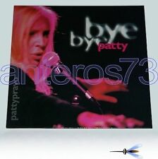 "PATTY PRAVO ""BYE PATTY"" LP - VASCO ROSSI LUCIO BATTISTI"
