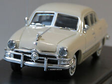 MTH 1:43 DIE-CAST 1950 FORD 4 DOOR SEDAN SUNLAND BEIGE car 30-50085 UNCATALOGED