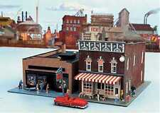 N Gauge Building Kit Ice cream store and Department store 604 NEU