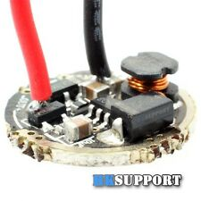 15mm 1000mA 1A 3.6V 3 Mode - LED Flashlight Boost Driver Circuit Board