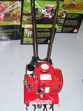 MANTIS TWO CYCLE TILLER  WITH FREE OIL  FREE  KICKSTAND SIX YEAR WARRANTY
