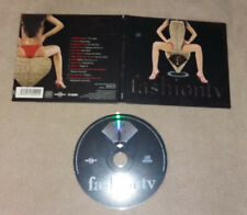 CD Fashion TV The Mix 13.Tracks 2002 Swarowski Crystal Tattoo Inside  77