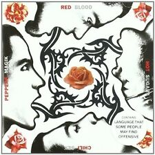 RED HOT CHILI PEPPERS Blood Sugar Sex Magik/ WARNER CD 1991