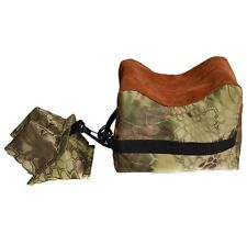 Rifle/Air Gun Front and Rear Rest Bench Sand Bag Target Range Gear For Shooting