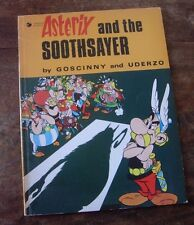 Asterix and the Soothsayer by Goscinny and Uderzo (Large Paperback, 1976)