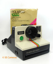 POLAROID 1000 LAND CAMERA INSTANT CAMERA EXCELLENT CONDITION FILM TESTED SX70