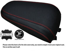 GRIP CARBON BRIGHT RED ST CUSTOM FITS YAMAHA MT 03 06-14 REAR SEAT COVER