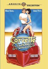 CORVETTE SUMMER (1978 Mark Hamill) Region Free DVD - Sealed