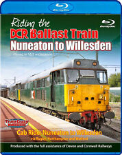 Riding the DCR Ballast Train - Nuneaton to Willesden *Blu-ray