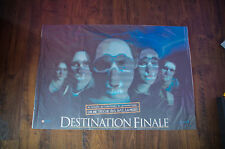 FINAL DESTINATION One Sheet 27x40 Lenticular Movie Poster Original 2000