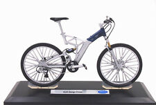 Welly 1:10 Audi Design Cross Mountain Bike Bicycle Diecast Model new in box