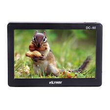 "Viltrox 5"" HD Clip-on LCD Video Monitor HDMI AV for DSLR Camera Camcorder Black"