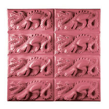 Chinese Dragon Soap Mold Melt Pour Cold Process Milky Way Clear PVC Instructions