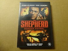 DVD / THE SHEPHERD - BORDER PATROL ( JEAN-CLAUDE VAN DAMME )