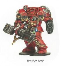 Blood Angels Space Marine Terminator Brother Leon Space Hulk 40K