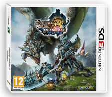 Monster Hunter 3 Ultimate Nintendo 3DS IT IMPORT NINTENDO
