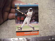 Topps 2001 Collector's Post Cereal Card #2 of 16 Barry Bonds  Base Ball Card