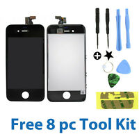 OEM LCD Touch Screen Digitizer Glass Assembly Replacement For iPhone 4G AT&T GSM